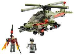 Battleship Combat Chopper Kre-O Set