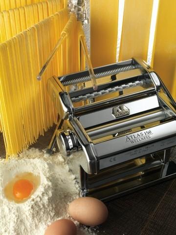 Машинка для раскатки теста и нарезания лапши Atlas 150 Design, фото
