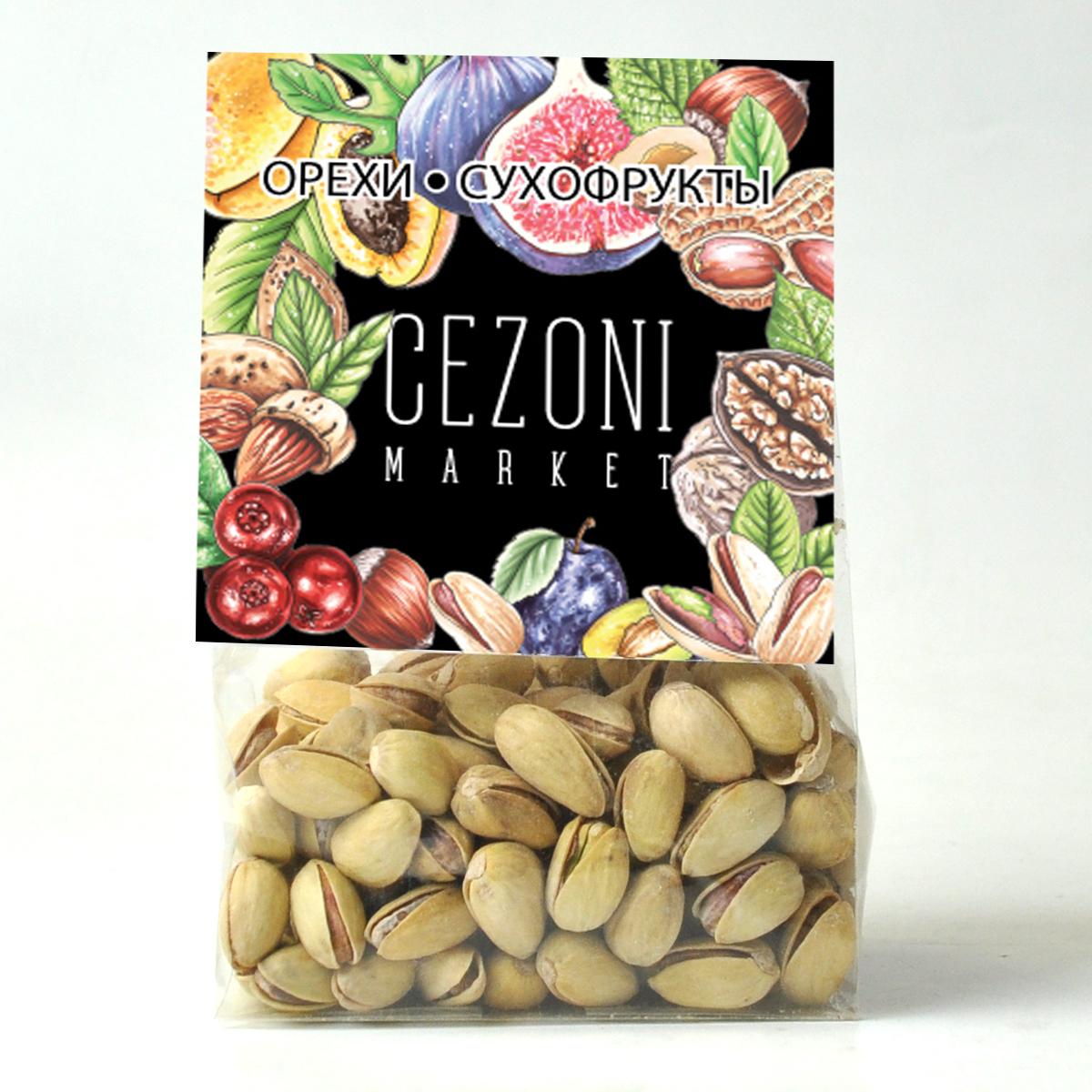 Фисташки (в скорлупе) CEZONI 150 гр