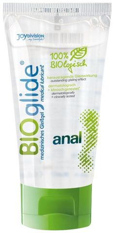 Лубрикант на водной основе BioGlide Anal - 80 мл.