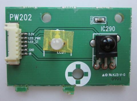 модуль фотоприемника телевизора DAEWOO DLP-26C3