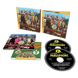 The Beatles ‎/ Sgt. Pepper's Lonely Hearts Club Band (2CD)