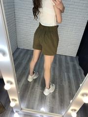 шорты хаки женские недорого