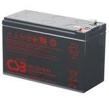 Аккумулятор  CSB HR1234W ( 12V 9Ah / 12В 9Ач ) - фотография