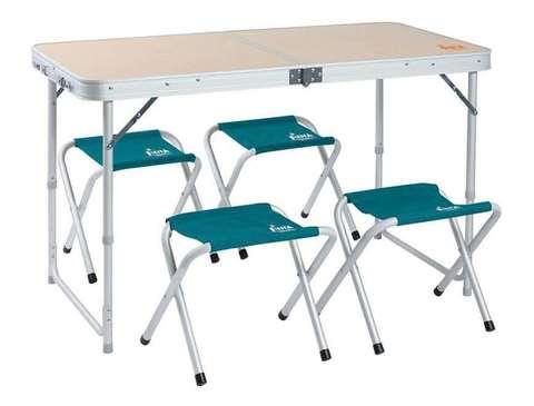 Комплект стол + 4 стула Fiesta Convert Plus 4