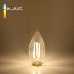 Филаментная светодиодная лампа