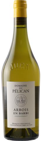 Domaine du Pélican Arbois Chardonnay En Barbi