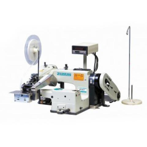 Машина потайного цепного стежка для изготовления шлевок ZUSUN CM-370-T | Soliy.com.ua
