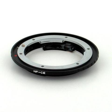 Переходное кольцо Kipon Nikon - Canon EOS