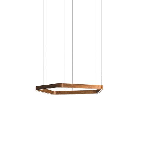 Подвесной светильник копия Light Ring Horizontal Polygonal by HENGE D70