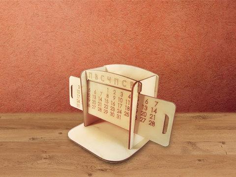 Календарь-карандашница