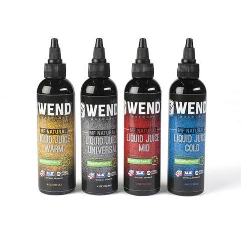WEND Liquid Juice Mid Temp. 120 ml.