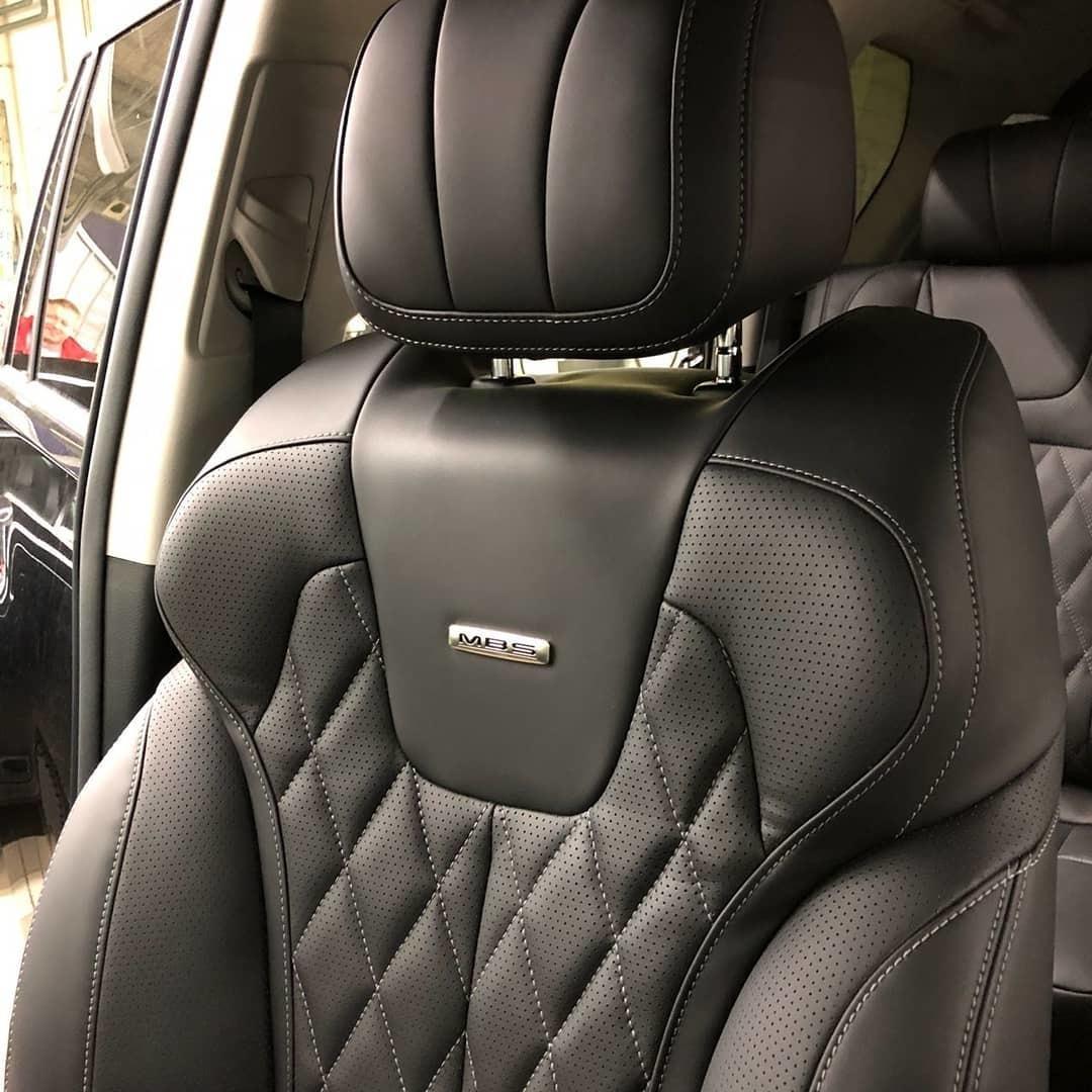 Сиденья MBS Smart Seats для Toyota Land Cruiser 150 Prado