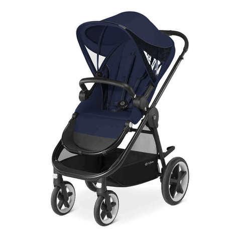 Прогулочная коляска Cybex Balios M Denim Blue