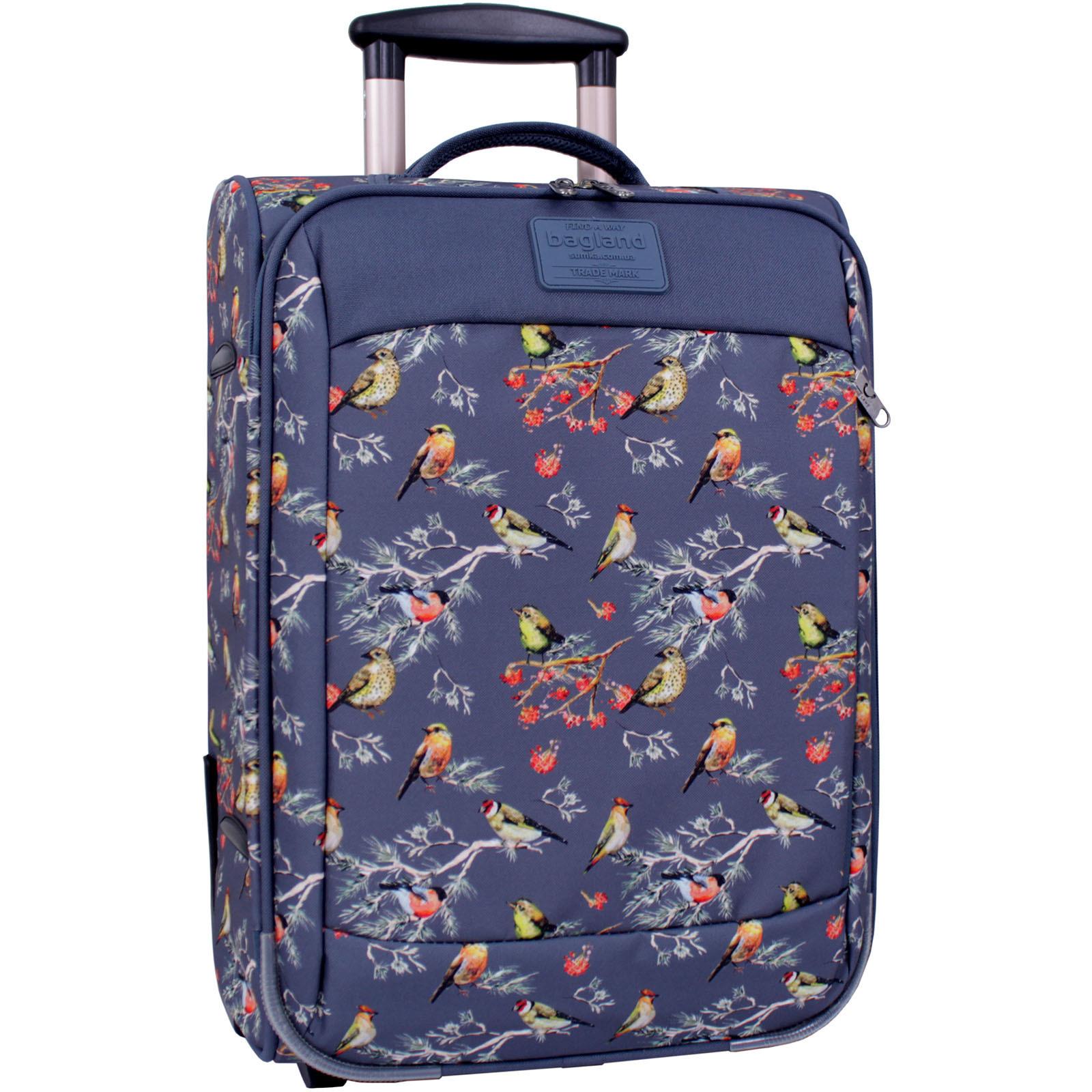 Дорожные чемоданы Чемодан Bagland Vichenzo 32 л. сублімація 445 (0037666194) IMG_4066_суб.445_.JPG