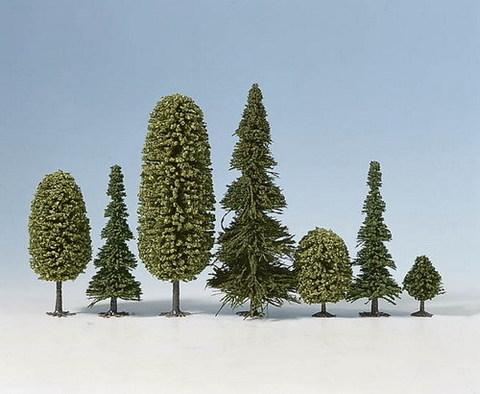 Смешанный Лес - 10 шт, (6,5-15 см)