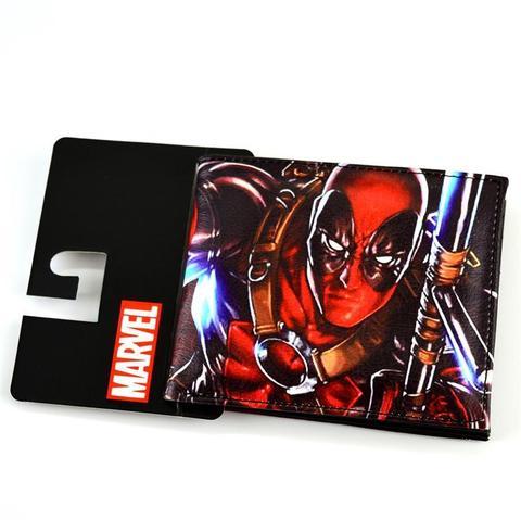 Deadpool Comics Marvel Wallet