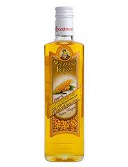 Масляный король масло кукурузное стеклянная бутылка 0,35 л