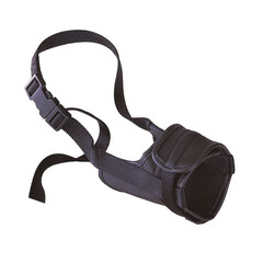 Регулируемый намордник с мягкой подкладкой для собак, Ferplast SAFE MEDIUM