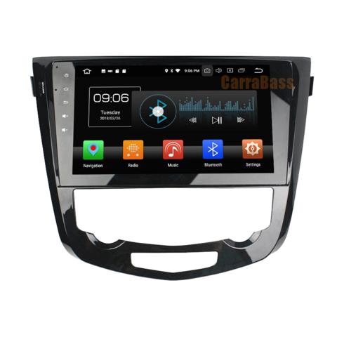 Магнитола KD-1060PX5 Nissan Qashqai/X-Trail T32 2014+ Android 8.1
