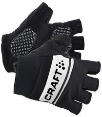 Элитные велоперчатки Craft Classic Glove black-white