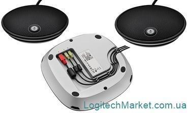 Дополнительные микрофоны для Logitech Group