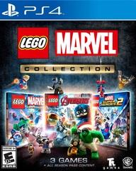 PS4 LEGO Marvel Collection (английская версия)