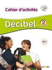 Decibel 2 Cahier+CD