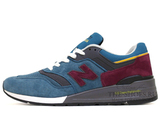 Кроссовки Мужские New Balance 997 Giants Blue Cherry White