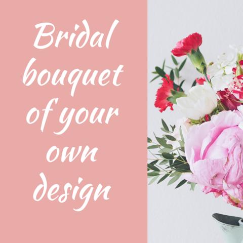 Заказать Букет Невесты в Тбилиси