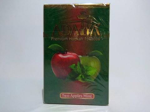Табак для кальяна ADALYA Two Apples Mint 50 g