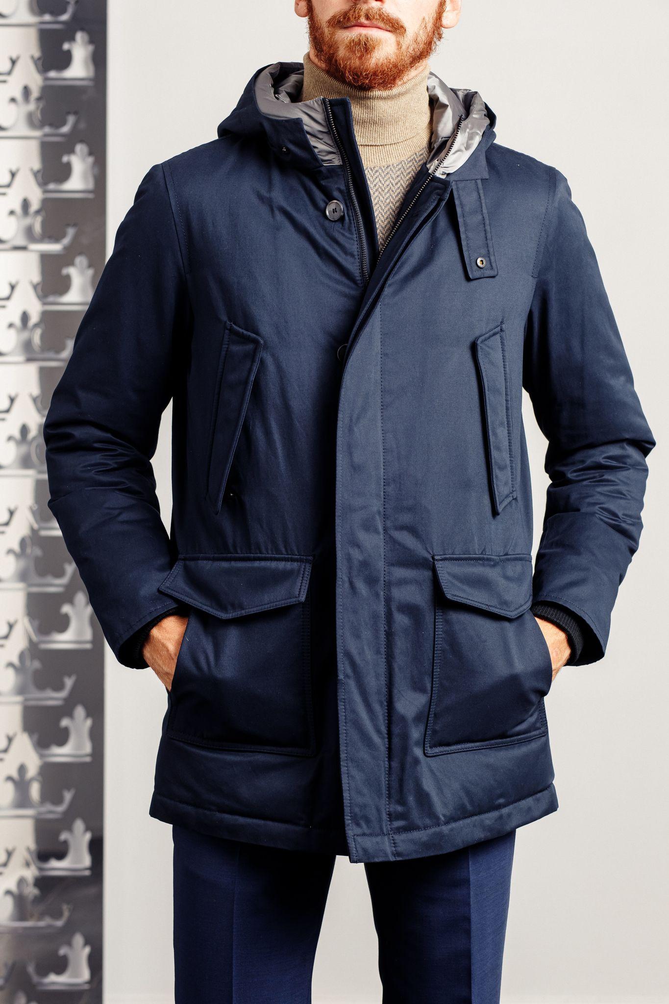 CORNELIANI Куртка утепленная