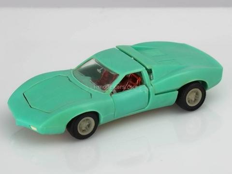 Chevrolet Corvette Astro II XP-880 USSR remake 1:43