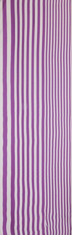 Шарф Ш001-581 - Фиолетовый шарф в полоску отлично дополнит ваш образ и будет сочетаться с фиолетовой обувью, сумкой или станет ярким акцентом в монохромном образе. Накиньте шарф на плечи или повяжите на талии, добавляя оригинальности образу. Блестящая атласная ткань долго будет радовать вас своим цветом и износостойкостью.