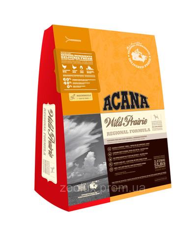Acana Regionals Wild Prairie Dog корм беззерновой для собак (курица) 340 г