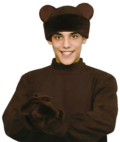 костюм Медведь мини