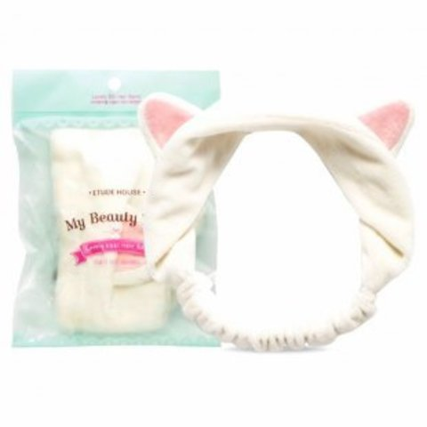 Повязка для волос Etude House My Beauty Tool Lovely Etti Hair Band