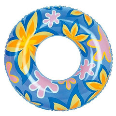 Плавательный круг надувной детский 76см 36057
