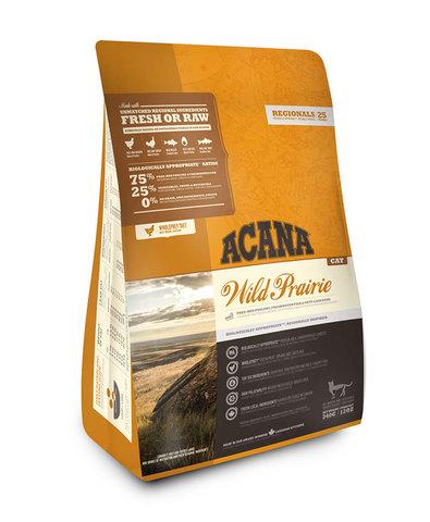 Acana Regionals Wild Prairie Cat корм беззерновой для кошек (курица) 340 г