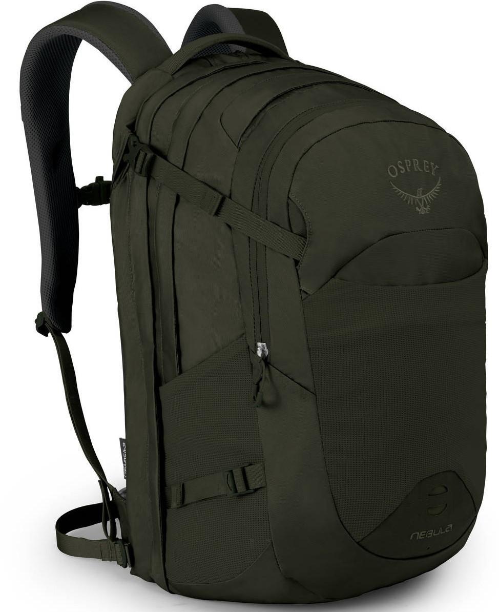 Городские рюкзаки Рюкзак городкой Osprey Nebula 34 Cypress Green Nebula_F19_Side_Cypress_Green_web.jpg
