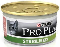 Корм для кошек Purina Pro Plan Sterilised feline canned (0.085 кг) 1 шт.