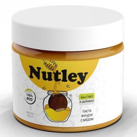 Паста из фундука с медом Nutley, 300г