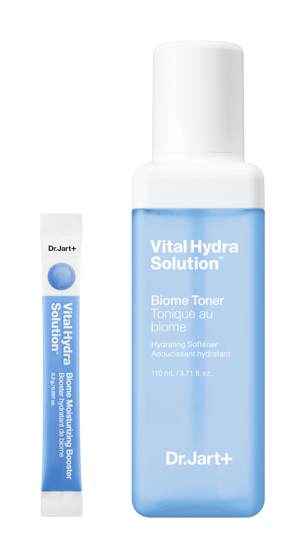 Тонер Dr.Jart Vital Hydra Solution Biome Toner 110 мл