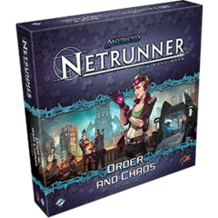 Android Netrunner LCG: Order and Chaos Deluxe