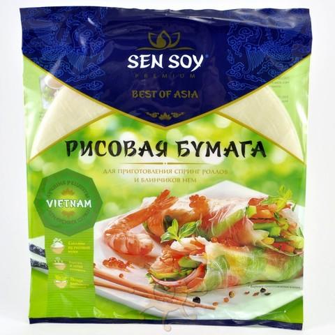 Бумага рисовая 20 листов Sen Soy, 100г