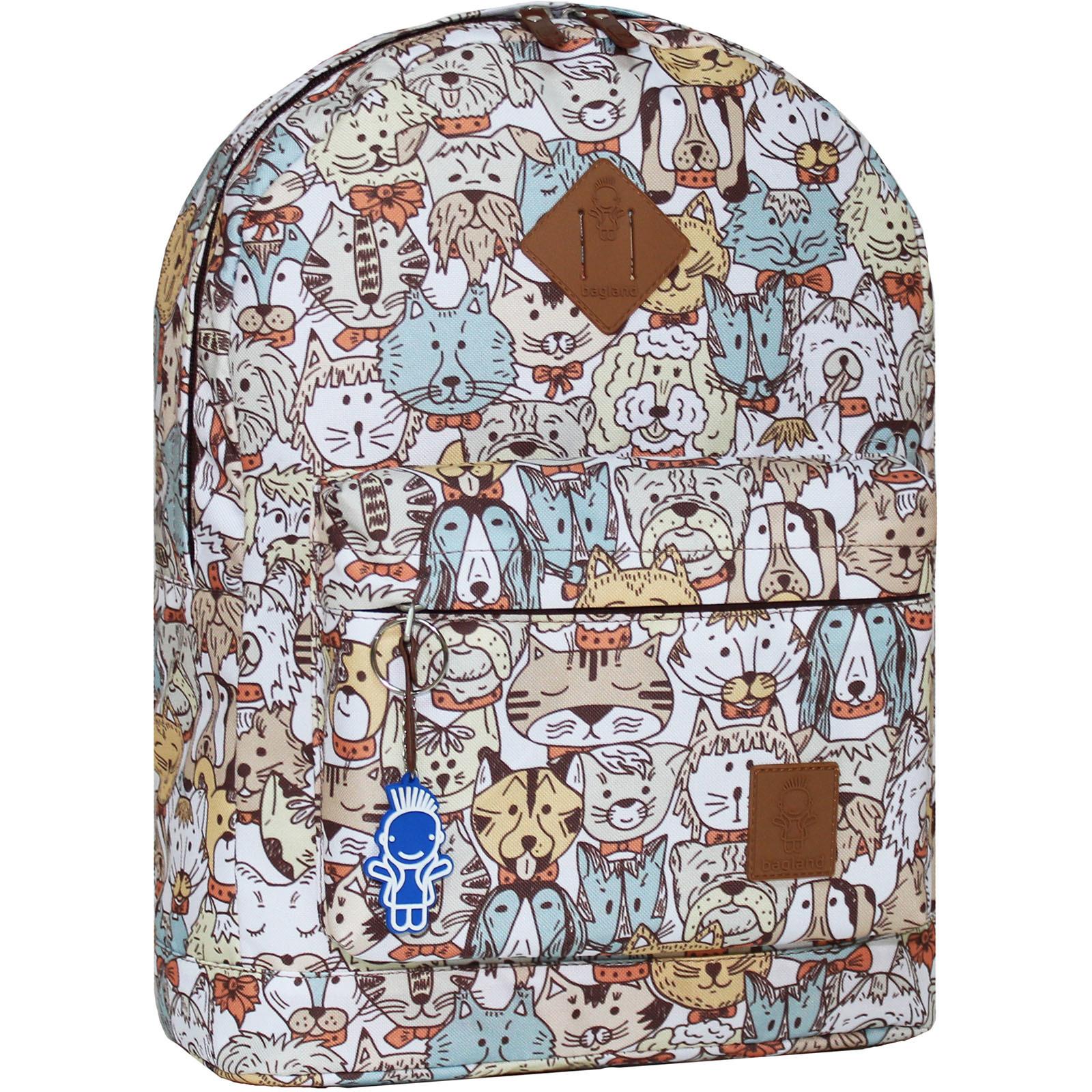 Городские рюкзаки Рюкзак Bagland Молодежный (дизайн) 17 л. сублімація 176 (00533664) IMG_2445.JPG