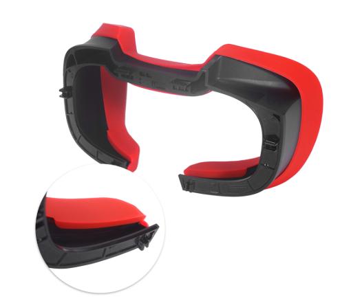 Силиконовая лицевая накладка для шлема Oclus Rift S