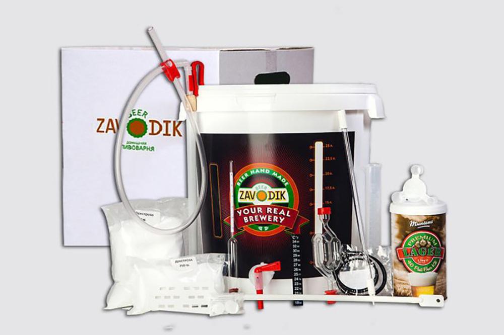 Домашняя пивоварня «Beer Zavodik Mini 2018»