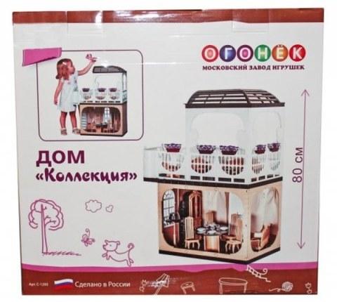 Дом для кукол Огонёк Коллекция С-1293