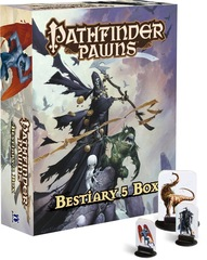 Pathfinder: Bestiary 5 Pawn Box